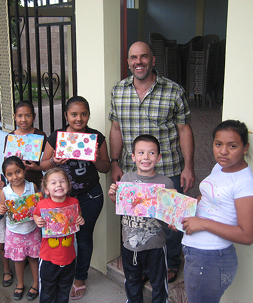 Providing a safe haven for Salvadoran refugees