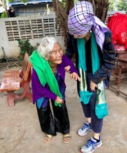 Grandma's faith