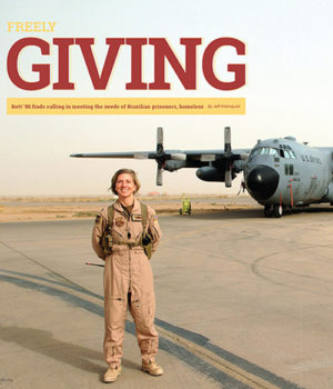 Aim high: From flying missions to living mission