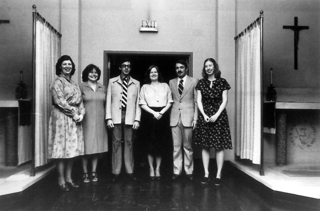 Jean Donovan and Maryknoll Lay Missiones Class of Spring 1979