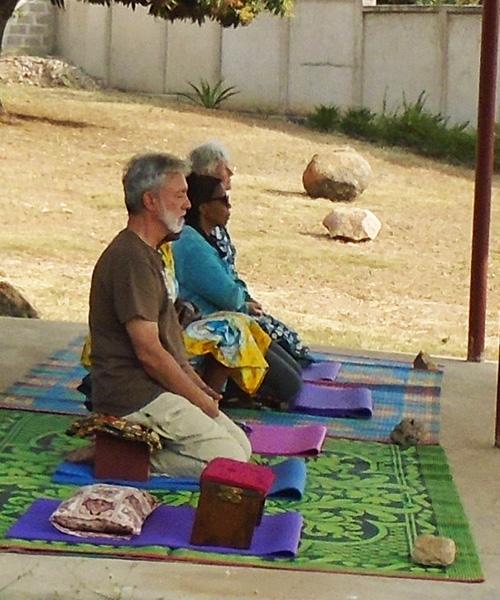 Global contemplative retreat held in Mwanza