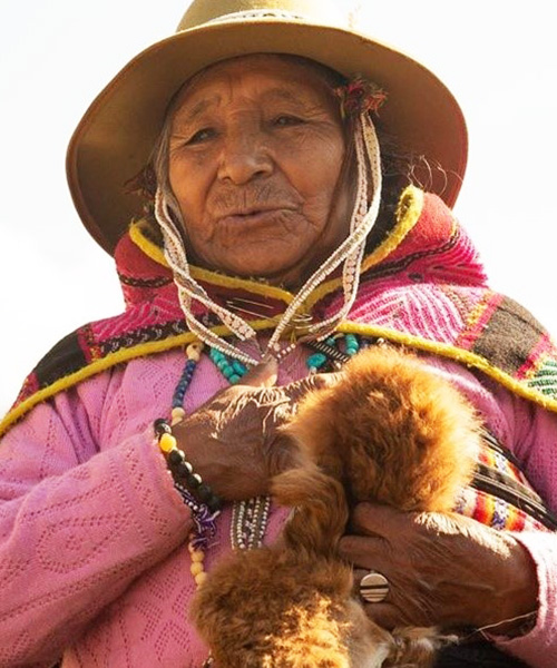 Rituals of reverence and reconciliation at gathering in Peru