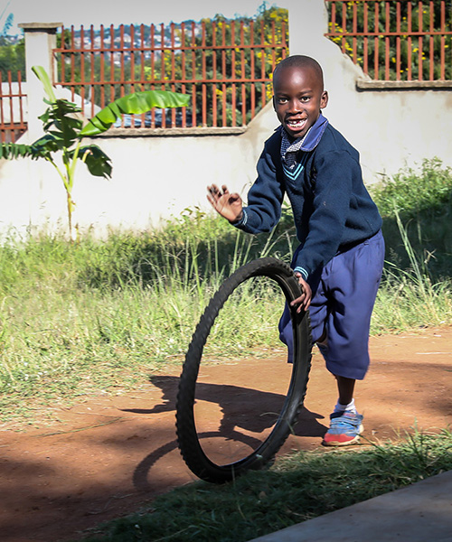 Tanzanian school for children with disabilities continues to thrive