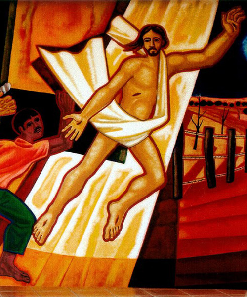 Happy Easter from Maryknoll Lay Missioners