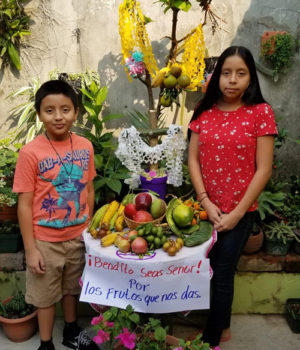 Celebrating the Day of the Cross in El Salvador