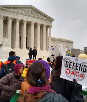 'Great joy and relief' at Supreme Court upholding DACA