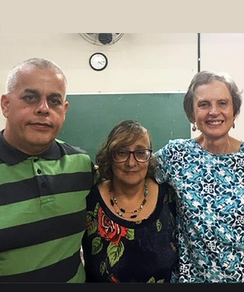 Paulo, presente: Gratitude to an essential worker