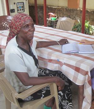 Ugandan immigrant in South Sudan empowers women