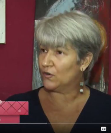 Brazilian TV features Kathy Bond's online workshop