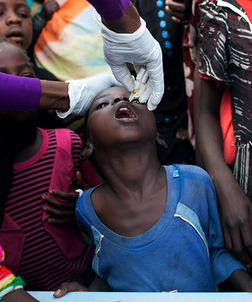 The good news of polio eradication in Africa