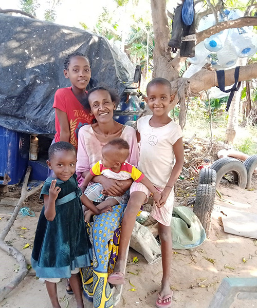 One Mombasa family's struggle through the pandemic