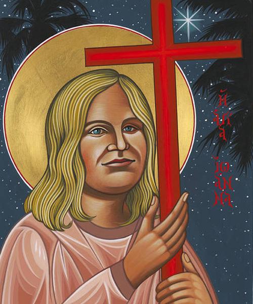 Jean Donovan, lay missioner martyred in 1980