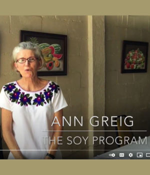 Soy program promotes healthful nutrition