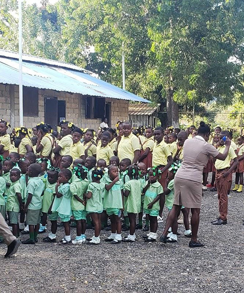 Highlights from Haiti