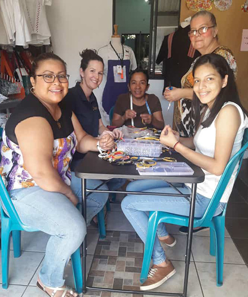Cooperative gives Salvadoran women hope